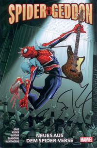 Cover Thumbnail for Spider-Geddon (Panini Deutschland, 2019 series) #1 - Neues aus dem Spider-Verse
