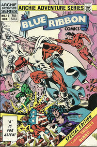 Cover Thumbnail for Blue Ribbon Comics (Archie, 1983 series) #13 [Direct]