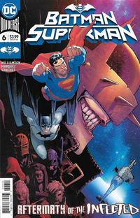 Cover Thumbnail for Batman / Superman (DC, 2019 series) #6 [David Marquez Cover]