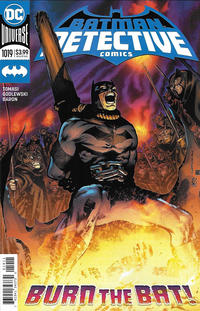 Cover Thumbnail for Detective Comics (DC, 2011 series) #1019