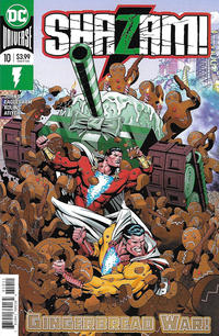 Cover Thumbnail for Shazam! (DC, 2019 series) #10 [Dale Eaglesham Cover]