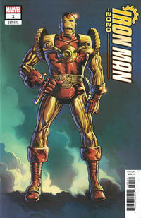 Cover Thumbnail for Iron Man 2020 (Marvel, 2020 series) #1 [Herb Trimpe / Barry Windsor-Smith 'Hidden Gem']