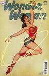 Cover Thumbnail for Wonder Woman (2016 series) #750 [1950s Variant Cover by Jenny Frison]