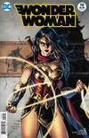 Cover Thumbnail for Wonder Woman (2016 series) #750 [2010s Variant Cover by Jim Lee, Scott Williams and Alex Sinclair]