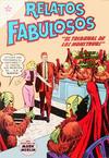 Cover for Relatos Fabulosos (Editorial Novaro, 1959 series) #31
