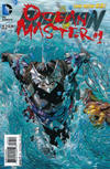 Cover for Aquaman (DC, 2011 series) #23.2 [3-D Motion Cover - Second Printing]