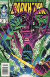 Cover Thumbnail for Darkhawk (1991 series) #34 [Newsstand]