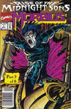 Cover Thumbnail for Morbius: The Living Vampire (1992 series) #1 [Newsstand]