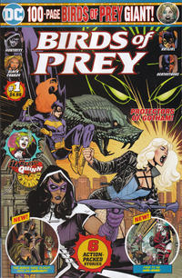 Cover Thumbnail for Birds of Prey Giant (DC, 2020 series) #1 [Mass Market Edition]