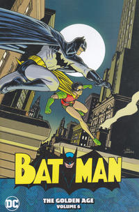 Cover Thumbnail for Batman: The Golden Age (DC, 2016 series) #6