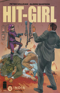 Cover Thumbnail for Hit-Girl Season Two (Image, 2019 series) #12 [Cover C]