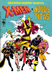 Cover Thumbnail for Grandes Heróis Marvel (Editora Abril, 1983 series) #9