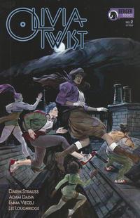 Cover for Olivia Twist (Dark Horse, 2018 series) #2