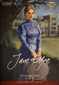 Cover Thumbnail for Jane Eyre: The Graphic Novel (Gale, Cengage Learning, 2010 series)  [4th Printing]