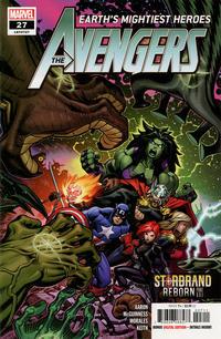 Cover Thumbnail for Avengers (Marvel, 2018 series) #27 (727)