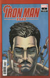 Cover for Iron Man 2020 (Marvel, 2020 series) #1 [Superlog]