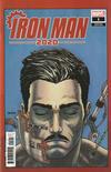 Cover for Iron Man 2020 (Marvel, 2020 series) #1 [Superlog]