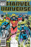 Cover for The Official Handbook of the Marvel Universe (Marvel, 1985 series) #16 [Newsstand]