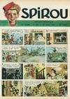 Cover for Spirou (Dupuis, 1947 series) #593