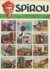 Cover for Spirou (Dupuis, 1947 series) #595