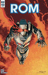 Cover Thumbnail for ROM (2016 series) #10 [Retailer Incentive Cover]