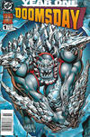 Cover Thumbnail for Doomsday Annual (1995 series) #1 [Newsstand]