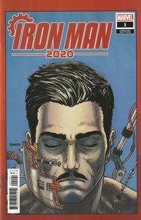 Cover Thumbnail for Iron Man 2020 (Marvel, 2020 series) #1 [Superlog]