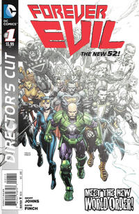 Cover Thumbnail for Forever Evil Director's Cut (DC, 2013 series) #1