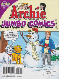 Cover Thumbnail for Archie (Jumbo Comics) Double Digest (Archie, 2011 series) #306