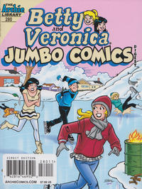 Cover Thumbnail for Betty and Veronica Double Digest Magazine (Archie, 1987 series) #280