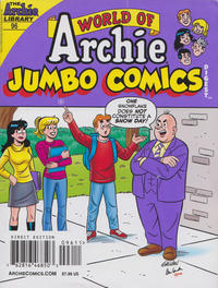 Cover Thumbnail for World of Archie Double Digest (Archie, 2010 series) #96