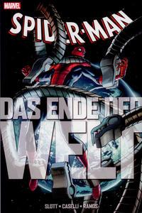 Cover Thumbnail for Spider-Man - Das Ende der Welt (Panini Deutschland, 2013 series)