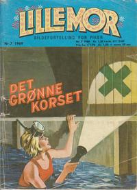 Cover Thumbnail for Lillemor (Serieforlaget / Se-Bladene / Stabenfeldt, 1969 series) #7/1969