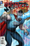 Cover Thumbnail for Superman (2011 series) #23.1 [3-D Motion Cover - Second Printing]