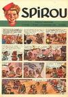 Cover for Spirou (Dupuis, 1947 series) #604