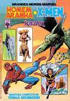 Cover for Grandes Heróis Marvel (Editora Abril, 1983 series) #4