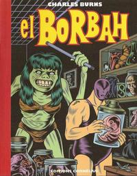 Cover Thumbnail for El Borbah (Cornélius, 2008 series)