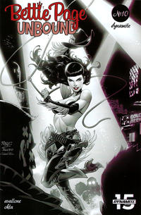Cover Thumbnail for Bettie Page Unbound (Dynamite Entertainment, 2019 series) #10 [Cover A John Royle]