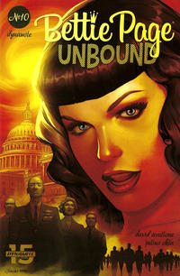 Cover Thumbnail for Bettie Page Unbound (Dynamite Entertainment, 2019 series) #10 [Cover D Julius Ohta]