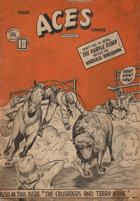 Cover Thumbnail for Three Aces Comics (Anglo-American Publishing Company Limited, 1941 series) #v4#1 [37]