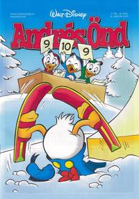 Cover Thumbnail for Andrés Önd (Edda, 2000 series) #3/2020