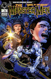 Cover Thumbnail for The Monster Men: Soul of the Beast (American Mythology Productions, 2019 series) #1 [Main Cover]