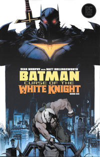 Cover Thumbnail for Batman: Curse of the White Knight (DC, 2019 series) #6