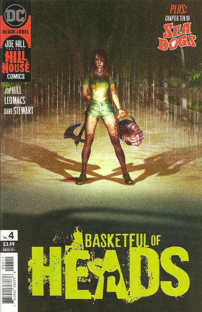 Cover for Basketful of Heads (DC, 2019 series) #4