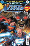 Cover for Action Comics (DC, 2011 series) #969 [Newsstand]