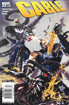 Cover for Cable (Marvel, 2008 series) #19 [Newsstand]