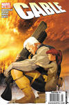 Cover for Cable (Marvel, 2008 series) #12 [Newsstand]