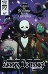Cover for Disney Tim Burton's the Nightmare before Christmas: Zero's Journey (Tokyopop, 2018 series) #15
