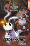 Cover for Disney Tim Burton's the Nightmare Before Christmas: Zero's Journey Graphic Novel (Tokyopop, 2018 series) #3