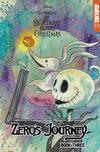 Cover Thumbnail for Disney Tim Burton's the Nightmare Before Christmas: Zero's Journey Graphic Novel (2018 series) #3 [David Mack]